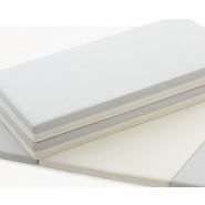 Caraz W4 加厚摺摺地墊 (200x140x4CM) (神秘灰色)