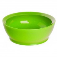 Calibowl 專利防漏防滑幼兒學習碗 (12OZ) (綠)