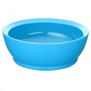 CaliBowl 專利防漏防滑幼兒學習碗 (12OZ) (藍)
