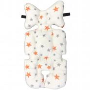 California Bear 多用途嬰兒座墊 (星星)
