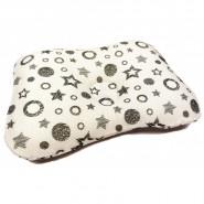 Comfi X-90° 3D 嬰兒呼吸定形枕 (星星圓圈)