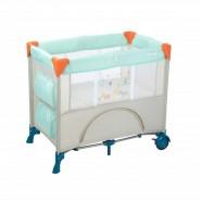 美國 SAFETY 1ST 嬰兒網床 MINI DREAMS (淺藍)