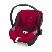 CYBEX Scuderia Ferrari 嬰兒提籃 Aton M i-Size (紅)