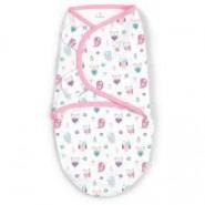 Summer infant 包巾莢 粉紅色