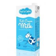 Fred & Chloe - 法國全脂牛奶 (1升)