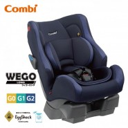 Combi WEGO Long SP EG 汽車座椅 (深藍)