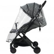 MIMOSA Globetrotter 機艙嬰兒手推車 雨擋 (透明)