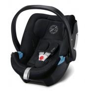 CYBEX Aton 5 提籃式汽車安全座椅 (都會黑)