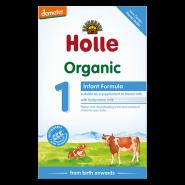 Holle, Organic Milk
