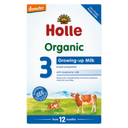 Holle 有機3號小童奶粉配方