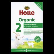 Holle 有機2號幼童山羊奶粉配方