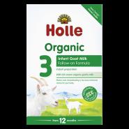 Holle, Organic, Goat Milk