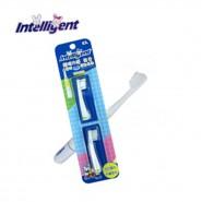 因特力淨Intelligent 兒童聲波電動牙刷頭 補充裝 (黃色)