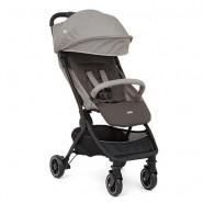 Joie Pact 挑高座椅便攜帶型單向嬰幼兒手推車 (深灰)