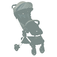 Joie Pact Lite 高坐椅便攜手推車(輕量版) - 碧綠