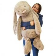 英國JELLYCAT 害羞賓尼兔系列 賓尼兔公仔 (棕色) (108CM)
