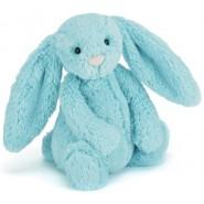 英國JELLYCAT 害羞賓尼兔系列 賓尼兔公仔 (天藍色) (31CM)