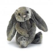英國JELLYCAT 賓尼兔公仔 (深棕色) (18CM)