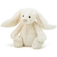 英國JELLYCAT 害羞賓尼兔系列 賓尼兔公仔 (奶油色) (31CM)