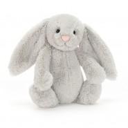英國JELLYCAT 賓尼兔公仔 (灰藍色) (18CM)