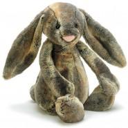 英國JELLYCAT 賓尼兔公仔 (深棕色) (36CM)