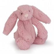 英國JELLYCAT 害羞賓尼兔系列 賓尼兔公仔 (鬱金香色) (18CM)