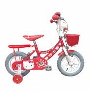 "Baby Star X Hello Kitty 12"" 充氣輪胎單車"
