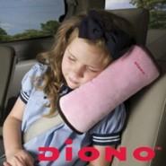 Diono 兒童汽車安全帶睡枕 (粉)