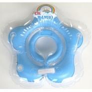 台灣曼波 Mambo Baby 嬰兒花形頸圈水泡 (藍色)