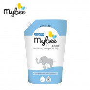 韓國Mybee嬰兒輕柔洗衣液-補充裝1200毫升
