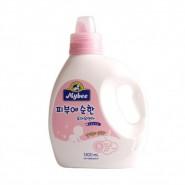 韓國Mybee嬰兒衣物柔順劑-瓶裝1300毫升