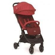 Joie Pact 挑高座椅便攜帶型單向嬰幼兒手推車 (紅莓)