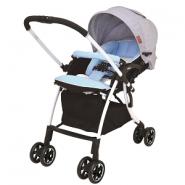 Aprica Luxuna Lite 輕盈系列雙向嬰幼兒手推車 (遠航藍) (香港限定版)