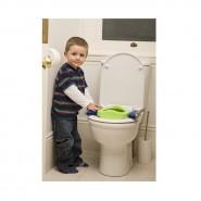 Parents League Potette Plus 兩用摺合便攜廁所 (綠)