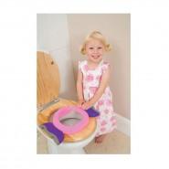 Parents League Potette Plus 兩用摺合便攜廁所 (粉)