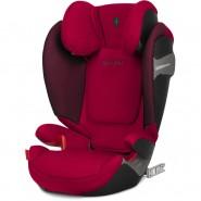 CYBEX Solution S-Fix 兒童安全座椅 (紅)