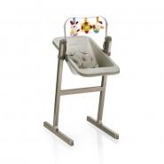 Brevi 至叻椅 EVO 初生用搖籃 (灰)