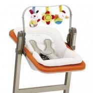 至叻椅EVO 初生搖籃用純綿軟墊 (白)