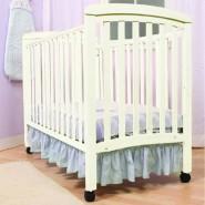 Troll Nicole 嬰兒床 (白)