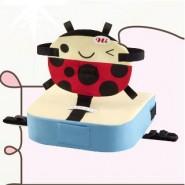 3in1搖身一變加高椅墊 (瓢蟲)