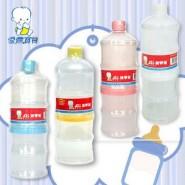 AiNON Baby 愛儂寶貝 四層保潔蓋奶粉盒 (粉紅)