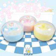 AiNON Baby 愛儂寶貝 粉撲盒 (粉藍)