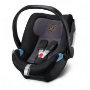 CYBEX Aton 5 提籃式汽車安全座椅 (優雅黑)