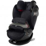 CYBEX Pallas S-Fix 兒童安全座椅 (都市黑)