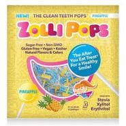Zolli Pops 木糖醇護齒棒棒糖 (菠蘿味)