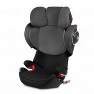 GB Platinum Elian-Fix 汽車座椅 (酷黑色)