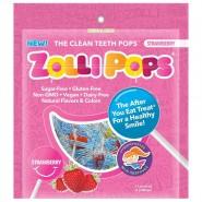 Zolli Pops 木糖醇護齒棒棒糖 (士多啤梨味)